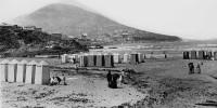 El Salto Beach, Portugalete (1880)