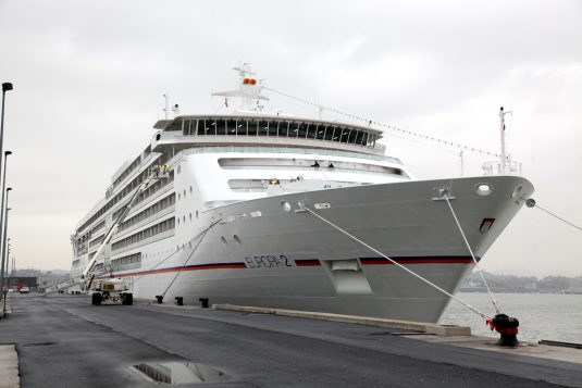 Crucero EUROPA 2
