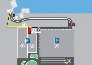 Párking de la Terminal