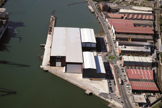 Axpe Docks