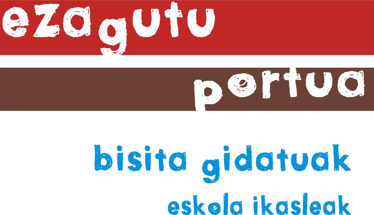 Logotipo del programa Ezagutu Portua