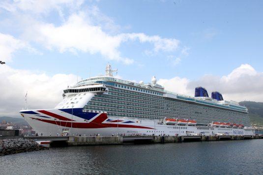 Crucero BRITTANIA