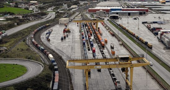 Port Authority of Bilbao delighted with agreement reached by the Basque Government to boost southern rail freight bypass
