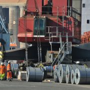 The Port of Bilbao promotes its expertise and skill in full range of of project cargo at Antwerp