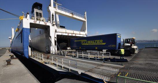 MacAndrews inicia un servicio ro-ro entre Bilbao y Poole