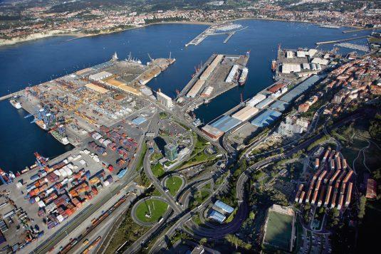 Terminales de contenedores y mercancía general