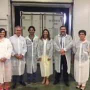 Mercabilbao y el Puerto de Bilbao reciben  la visita de una delegación de Costa Rica