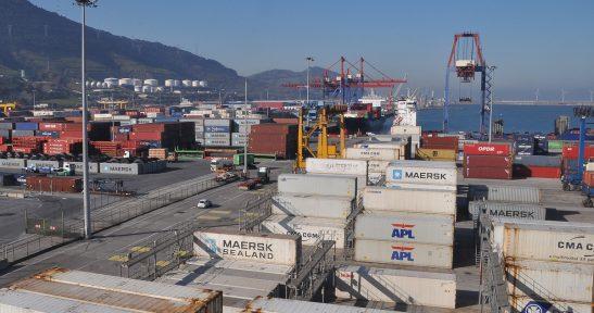 Países productores de frutas y hortalizas trasladan su interés por visitar el Puerto de Bilbao y Mercabilbao
