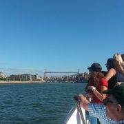 Summer boat trips to Getxo, Portugalete and Santurtzi