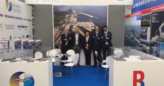 Port of Bilbao and Basque Maritime Forum at Aberdeen Offshore Fair