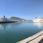 Port of Bilbao closes record cruise ship season today