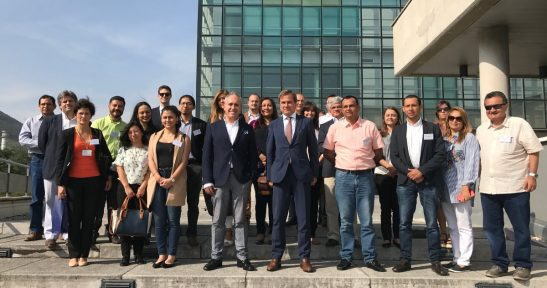 Mercabilbao and the Port of Bilbao highlight the advantages of their strategy for reshipping fruit and vegetables to entrepreneurs from South and Central America.