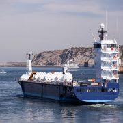 Nordikmaritime celebra los cuatro años y medio del servicio entre Bilbao y Dinamarca
