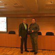 La web de la Autoridad Portuaria de Bilbao es reconocida  como mejor web económica en el encuentro digital DEIA 2017