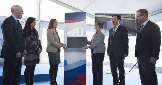 Noatum Container Terminal Bilbao inaugurates automatic truck access to terminal
