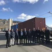 Rail service between Pancorbo and the Port of Bilbao commences