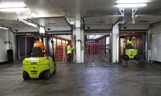 Perishables terminal
