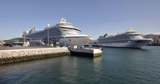 El puerto de Bilbao inicia su temporada de cruceros