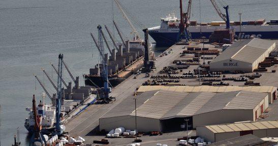 El tráfico del puerto de Bilbao crece un 7% y experimenta el mayor incremento de los últimos once años