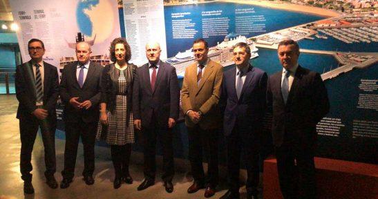 El Puerto de Bilbao inaugura un centro permanente de divulgación de su actividad en el Museo Marítimo Ría de Bilbao