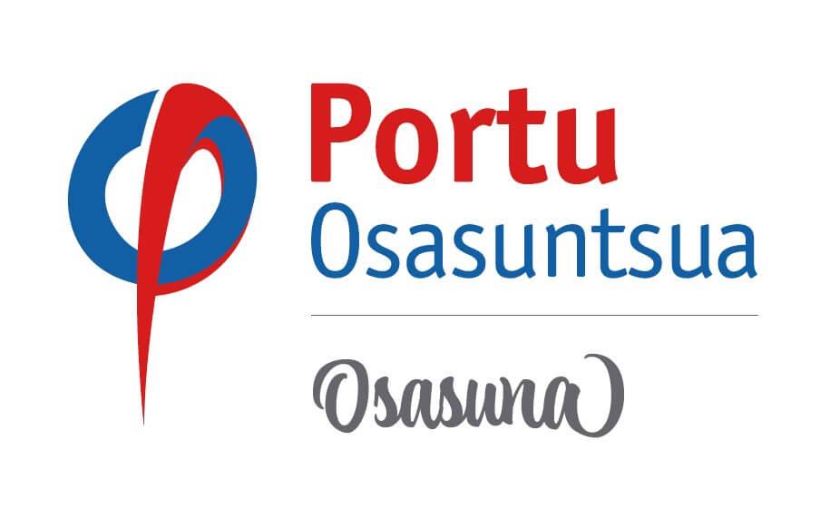 Logotipo Portu Osasuntsua Osasuna