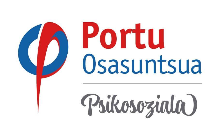 Logotipo Portu Osasuntsua Psikosoziala