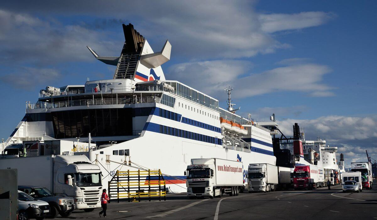Ferry CAP FINISTERE