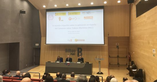 Port of Bilbao hosts tripartite conference on Application of Maritime Labour Convention (MLC)