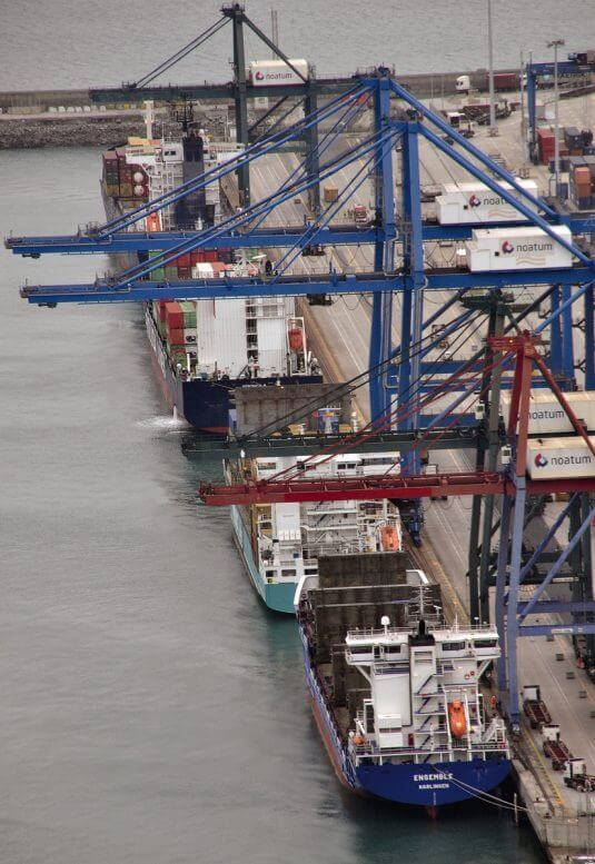 NOATUM Container Terminal Bilbao