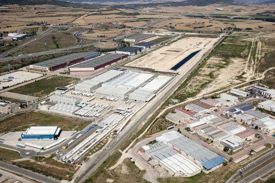 Terminal logística de ARASUR