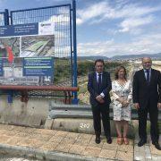 La infraestructura de Arasur afronta su recta final con las obras de urbanización que se iniciarán la semana que viene