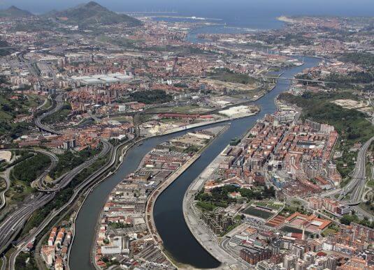 Zorrotzaurre  & Deusto Canal