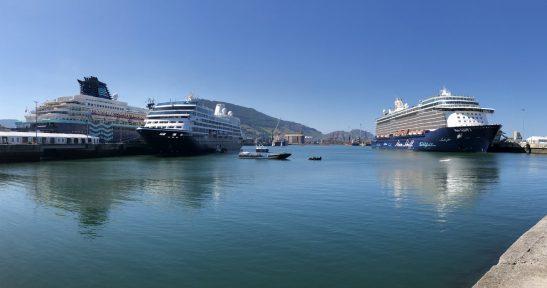El Puerto de Bilbao afianza su atractivo como home port con su nueva estación marítima