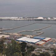 La Autoridad Portuaria de Bilbao inicia los trabajos para la finalización de la primera fase del Espigón Central