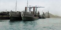 Embarcaciones para dragado (1930)