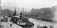 Muelle de Sendeja (1927)
