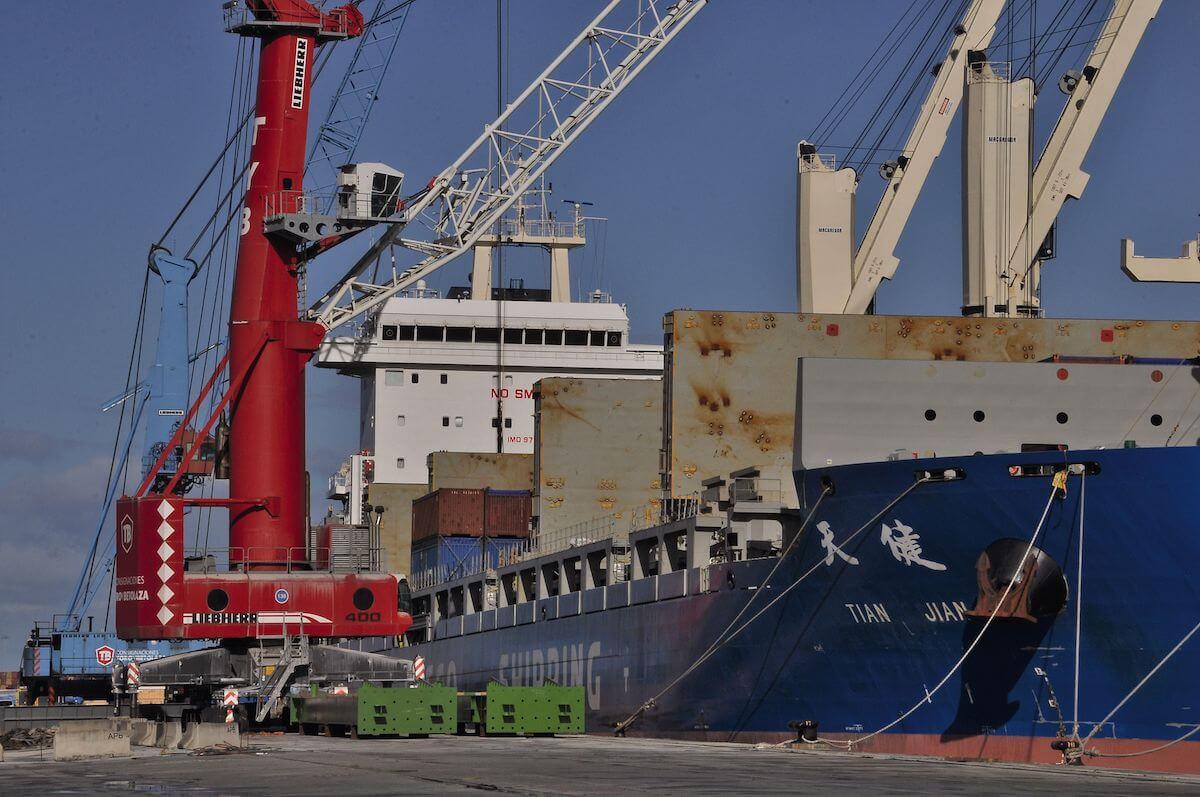 Ships - Bilbaoport