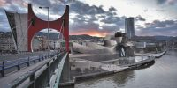 Puente de la Salve y Museo Guggenheim