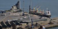 Princesa & Nemar docks: solid bulk