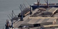 Bizkaia dock: iron & steel and project cargo.