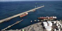 Punta Lucero: petróleo, gas natural.