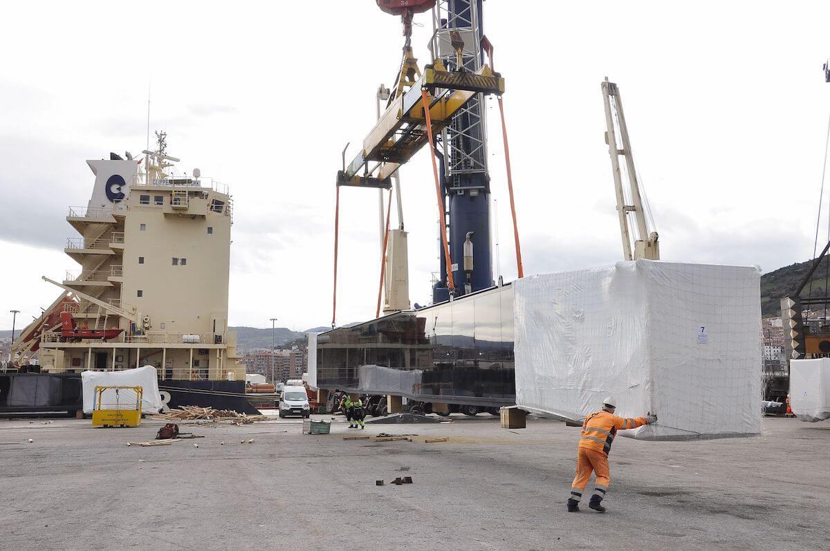 Cargo - Bilbaoport