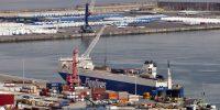 A3 dock: conro terminal.