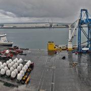 El Puerto de Bilbao cierra 2018 con incrementos en todo tipo de mercancías