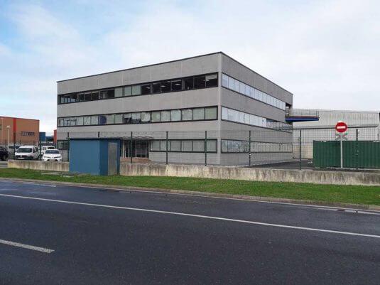 Edificio Zubia