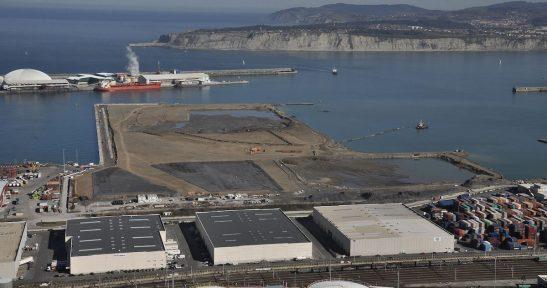 La Autoridad Portuaria de Bilbao aprueba la propuesta para asignación de usos a los nuevos espacios generados en el Abra Exterior y en la Ría