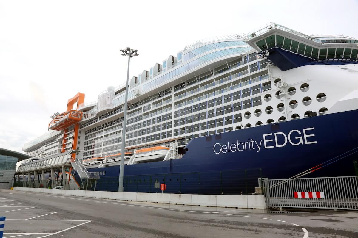 The Celebrity Edge, the ship which has revolutionised the cruise