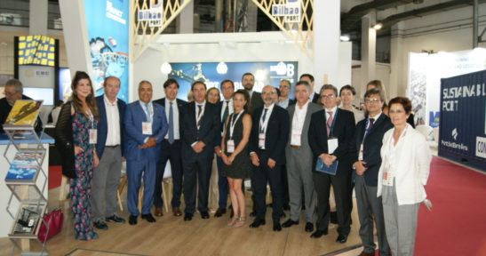 El Puerto de Bilbao presenta en el SIL sus novedades logísticas, sus nuevas infraestructuras y sus proyectos en innovación y medioambiente
