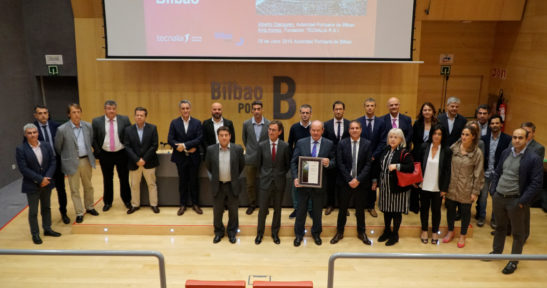 Bilbao first port in the world to obtain Environmental Product Declaration