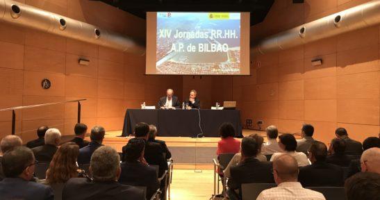 Bilbao acoge las XIV jornadas sobre relaciones laborales y recursos humanos de los puertos de interés general